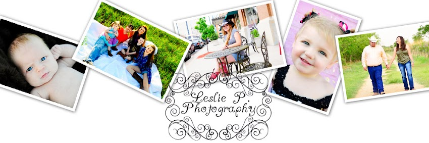 Wichita Falls Photographer Leslie P. Photography