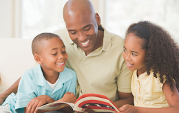 """Show me a family of readers, and I will show you the people who move the world.""  -Napoleon Bonapa"