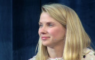 Yahoo Inc. has bought yet another start-up named Qwiki under Marissa Mayer's leadership.