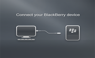 Connect Internet BlackBerry USB modem