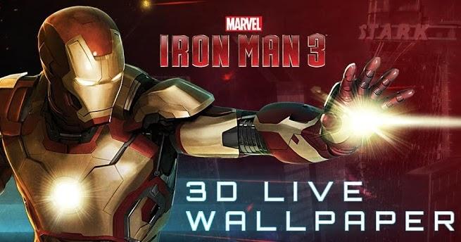 Iron Man 3 Live Wallpaper Premium V1 0 Apk Download Free Download Wallpap