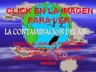 CONTAMINACION AMBIENTAL EN EL MUNDO