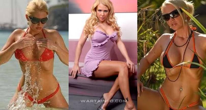 Foto Hot Eva Roob Pesepakbola Wanita Seksi Jerman yang menjadi Bintang Film Porno