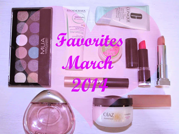 FAVORITES: March 2014