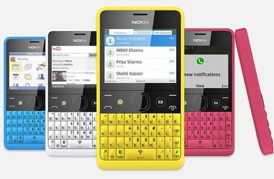 Technology Nokia Asha 210