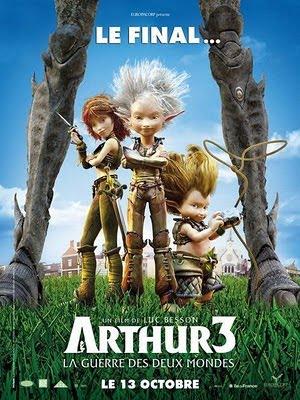Arthur 3 Arthur 3 : La guerra de los mundos (2010) Español