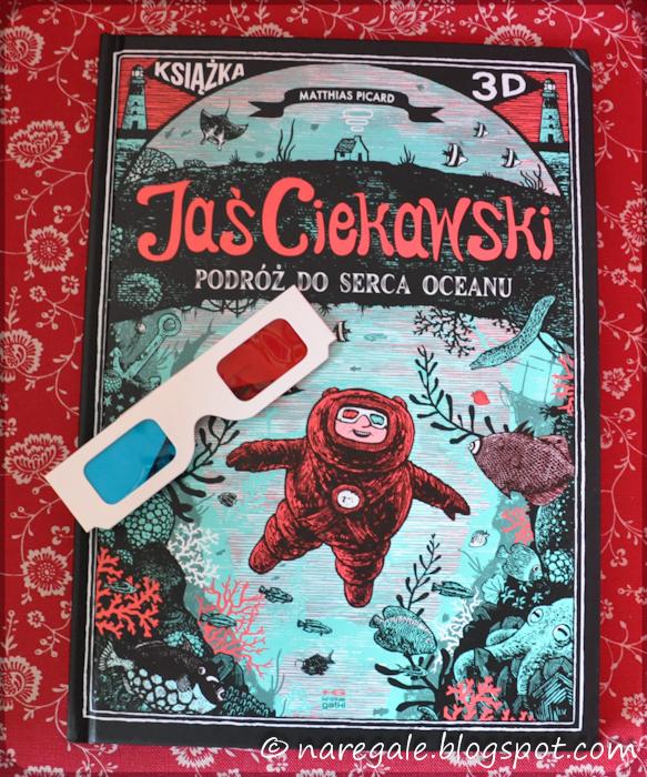 Jaś Ciekawski. Podróż do serca oceanu.