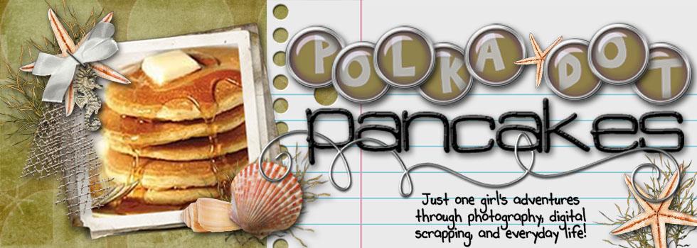 Polka Dot Pancakes