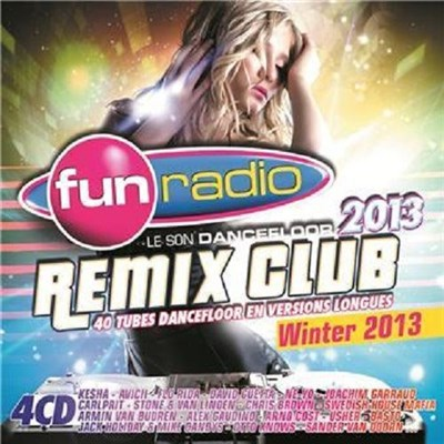 Baixar CD facfa3c7b7d731f1c8223676ba7c3c87 V.A   Fun Radio Remix Club Winter (2013)