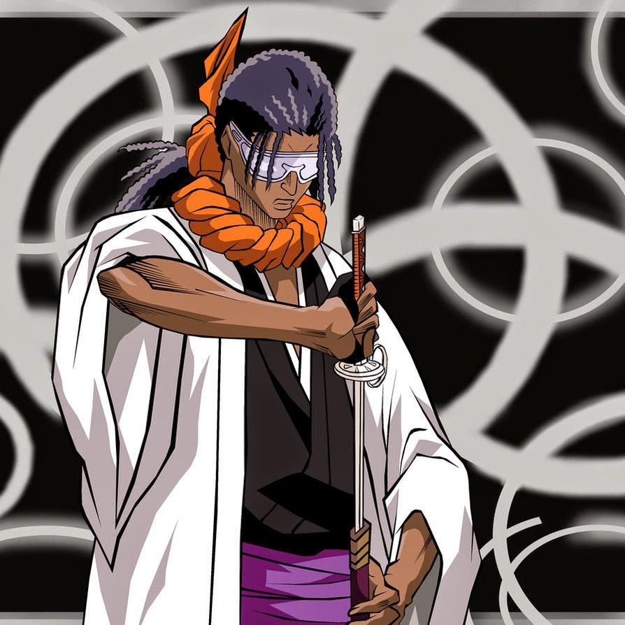 Gambar Kaname Tousen (Bleach)