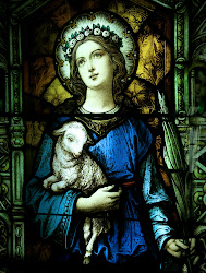 St. Agnes, Pray For Us!