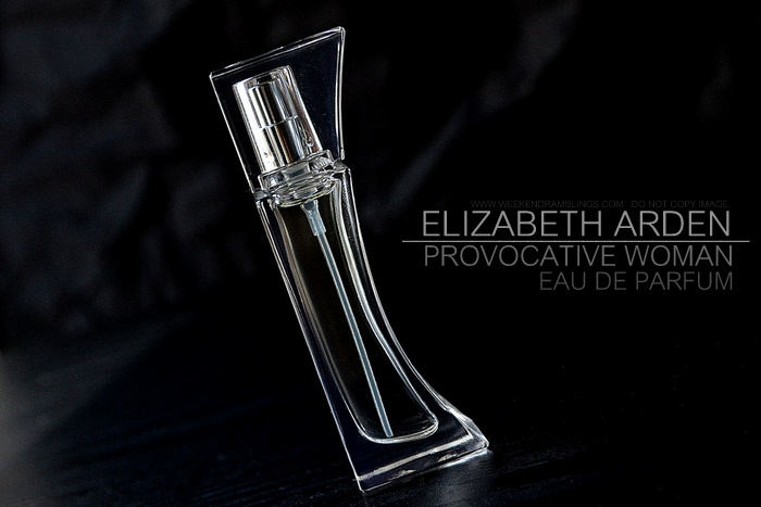 Elizabeth Arden Provocative Woman Eau de Parfum Spray EDP Designer Fragrance for Women Review Ingredients Indian Beauty Makeup Blog
