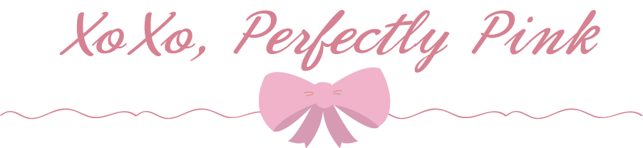 Perfectly Pink's Blog