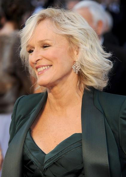Glenn Close Oscar Awards 2012