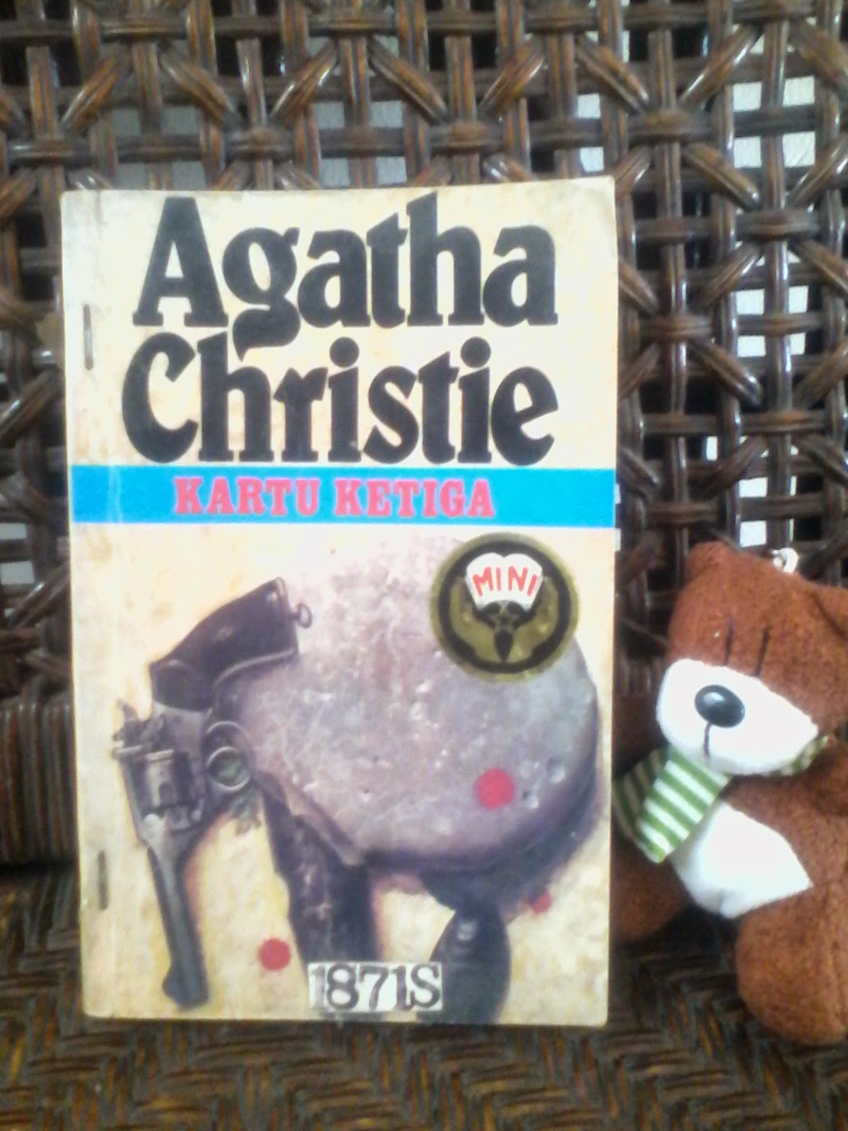 Maret 2014 Buku Beruang Misteri Mayat Yang Berpindah By Smara Gd Rp 15000