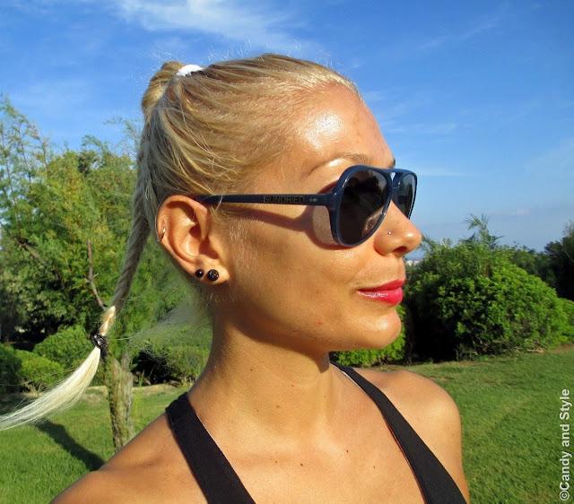 Sundried Aire Blue Sunglasses