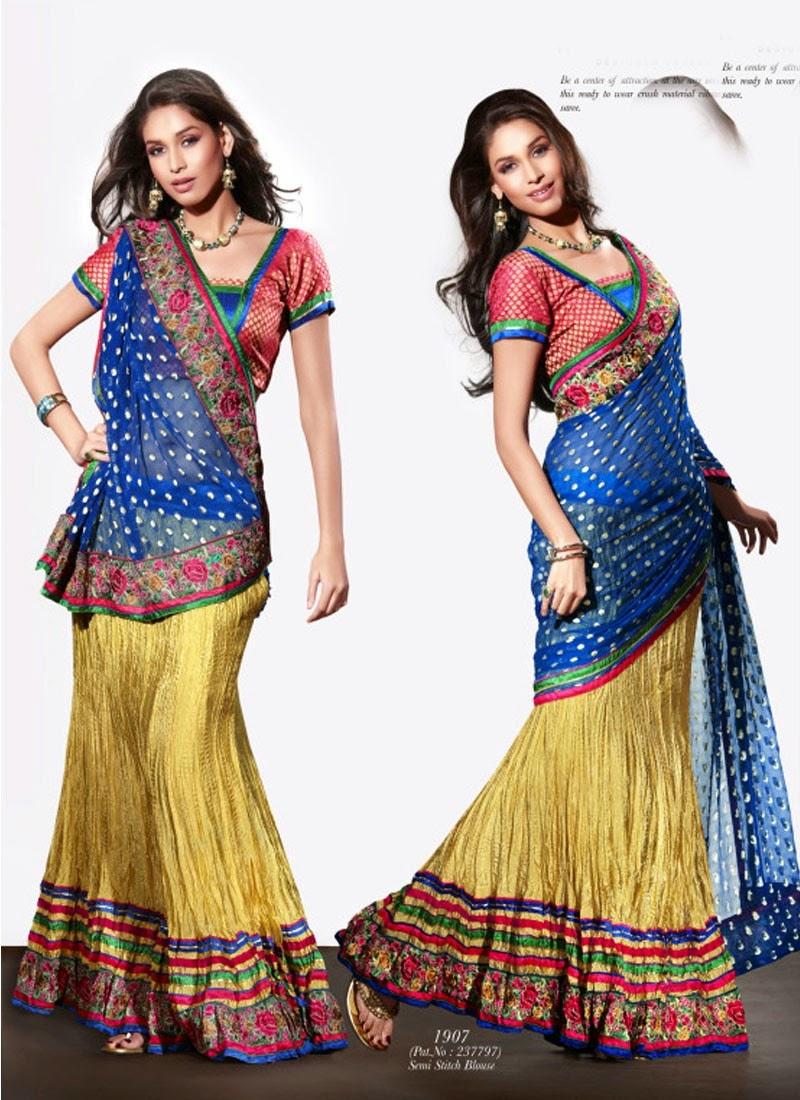 Fashion week How to saree wear ulta pallu for lady