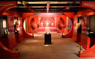 Genghis Khan exhibit, Fernbank Museum of Natural History