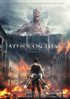 Ver online descargar Attack on Titan: The Movie Sub Español