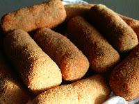 Croquete de Lentilhas (vegana)