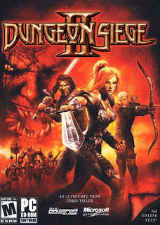 Dungeon Siege II PC Cover