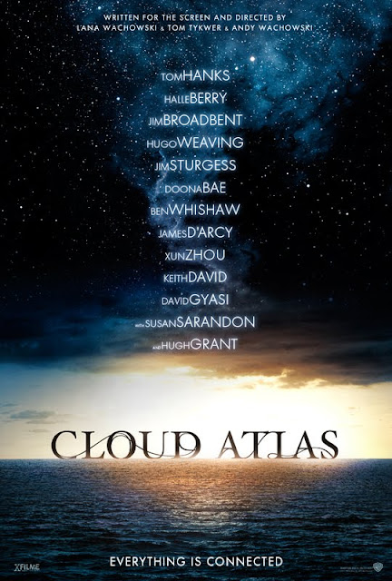 Cloud Atlas Poster 2012