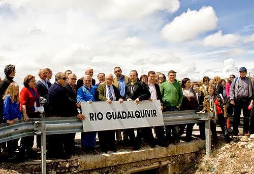 Guadalquivir nace en Almeria