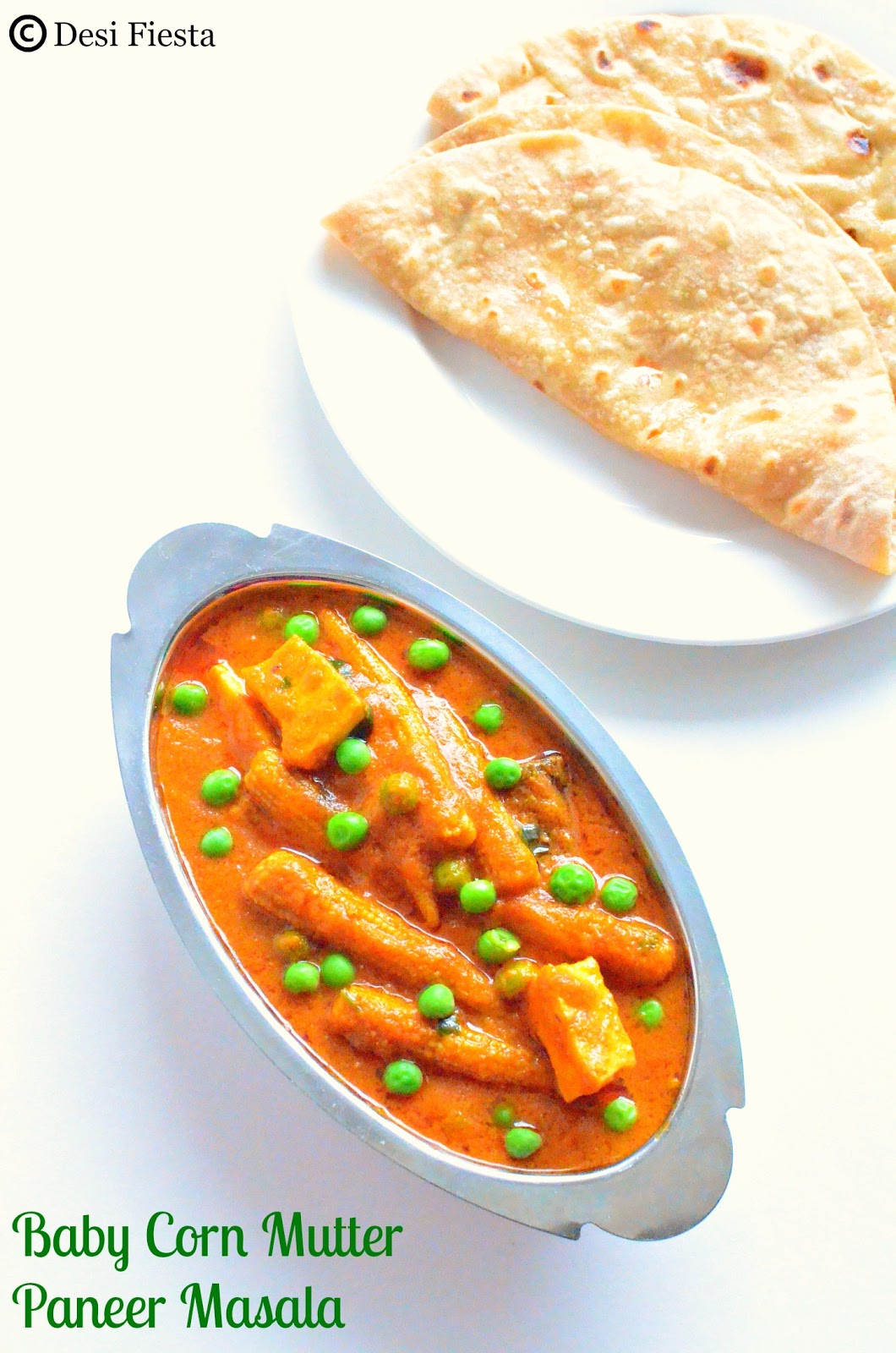 North indian side dish recipes