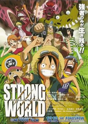 One Piece The Movie 10 (Strong World) ตอน ผจญภัยเหนือหล้าท้าโลก