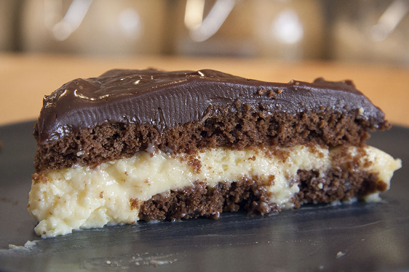 Portugal op mijn bord: Nutella taart