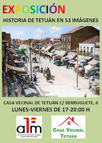 Exposición: La historia de Tetuán en 53 imágenes