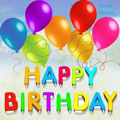 Поздравления с днем рождения прикольные на английском языке 86