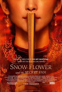 Ver online:Snow Flower and the Secret Fan (Xuehua yu Mishan) 2011