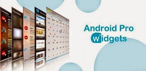 Android Pro Widgets v1.4.0 Apk