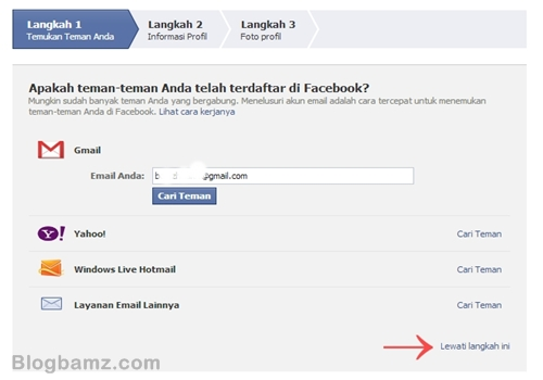 Cara Membuat Facebook Baru
