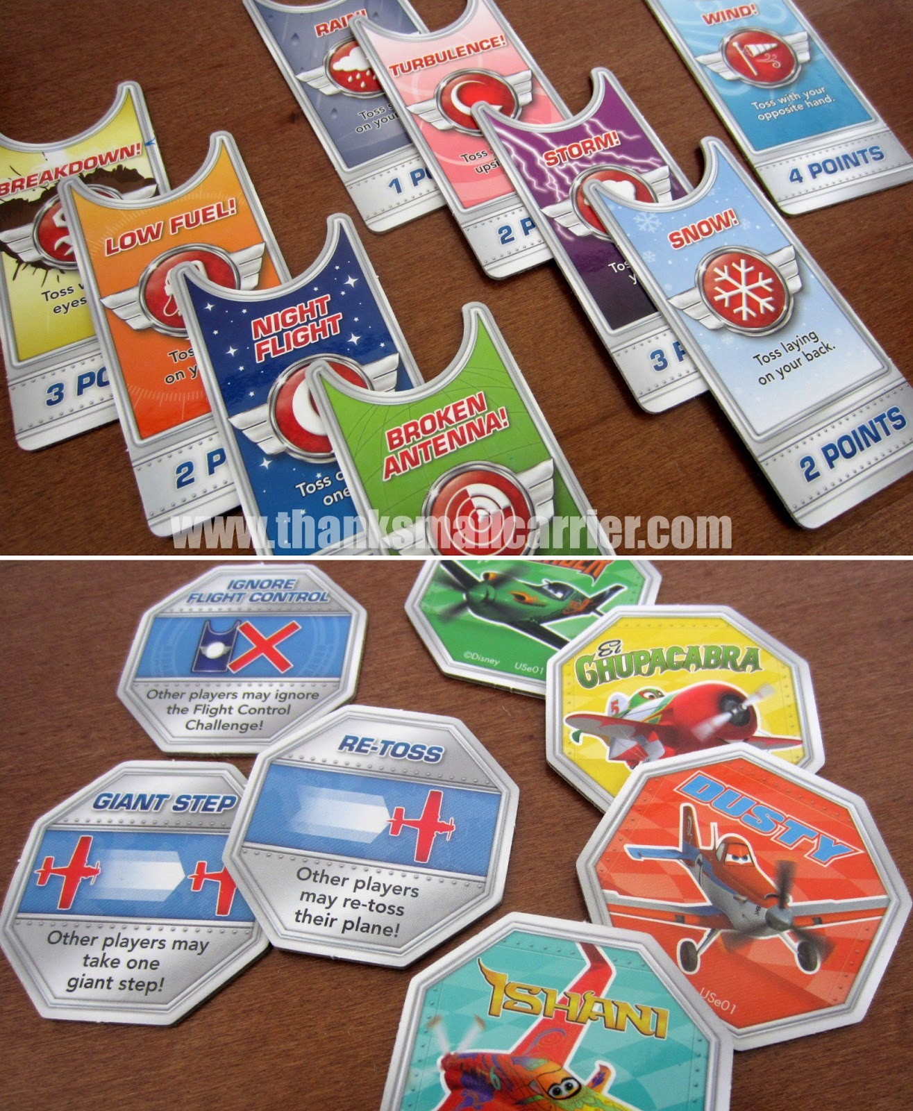 Disney Planes flying game