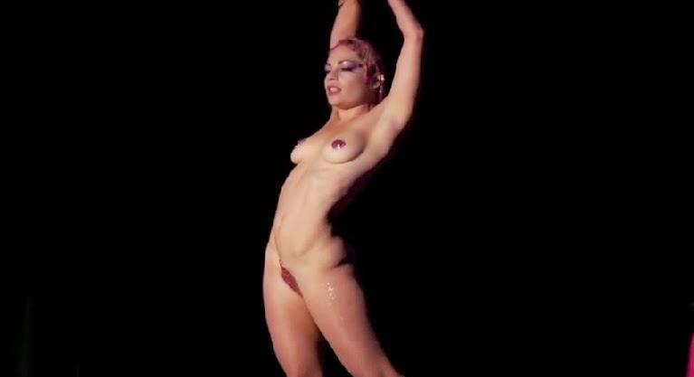 Mongolian Nude Dance 97