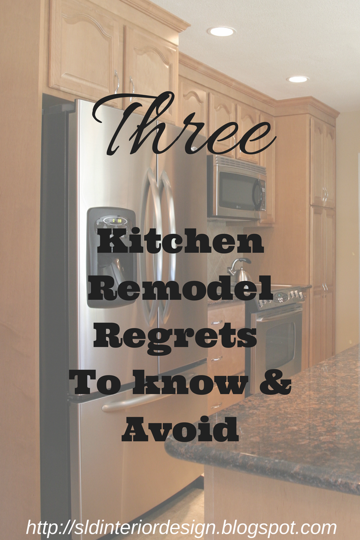 Steel Lily Design Three Kitchen Remodel Regrets To Know Avoid