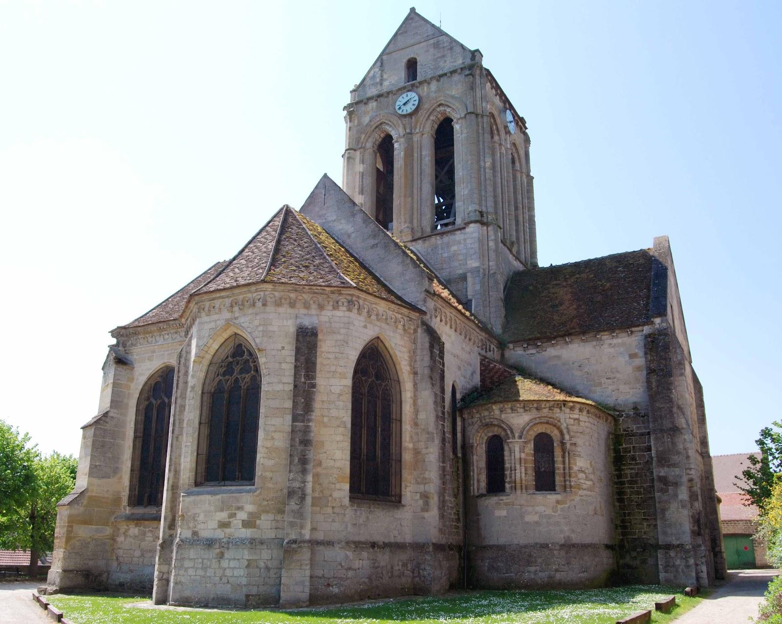 Artwife Needs a Life: Vincent Van Gogh in Auvers-sur-Oise