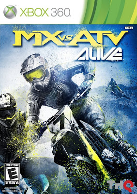 MX vs. ATV Alive Xbox 360