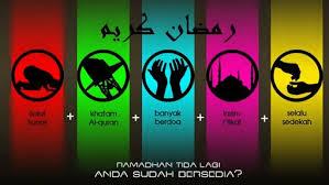 3 Kategori Puasa Oleh Imam Al-Ghazali