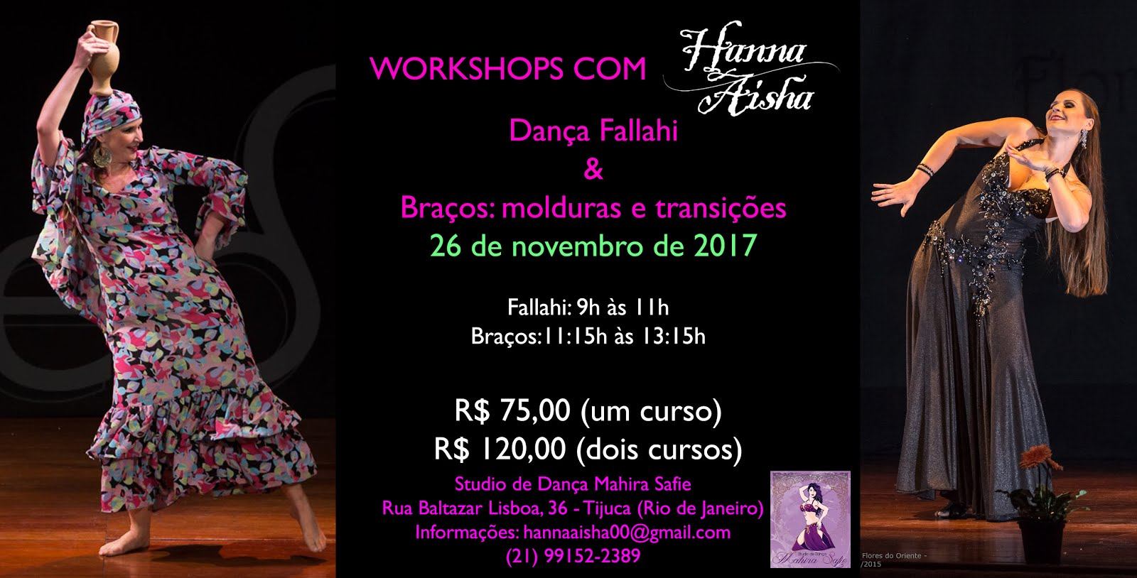 WORKSHOP FALLAHI & BRAÇOS