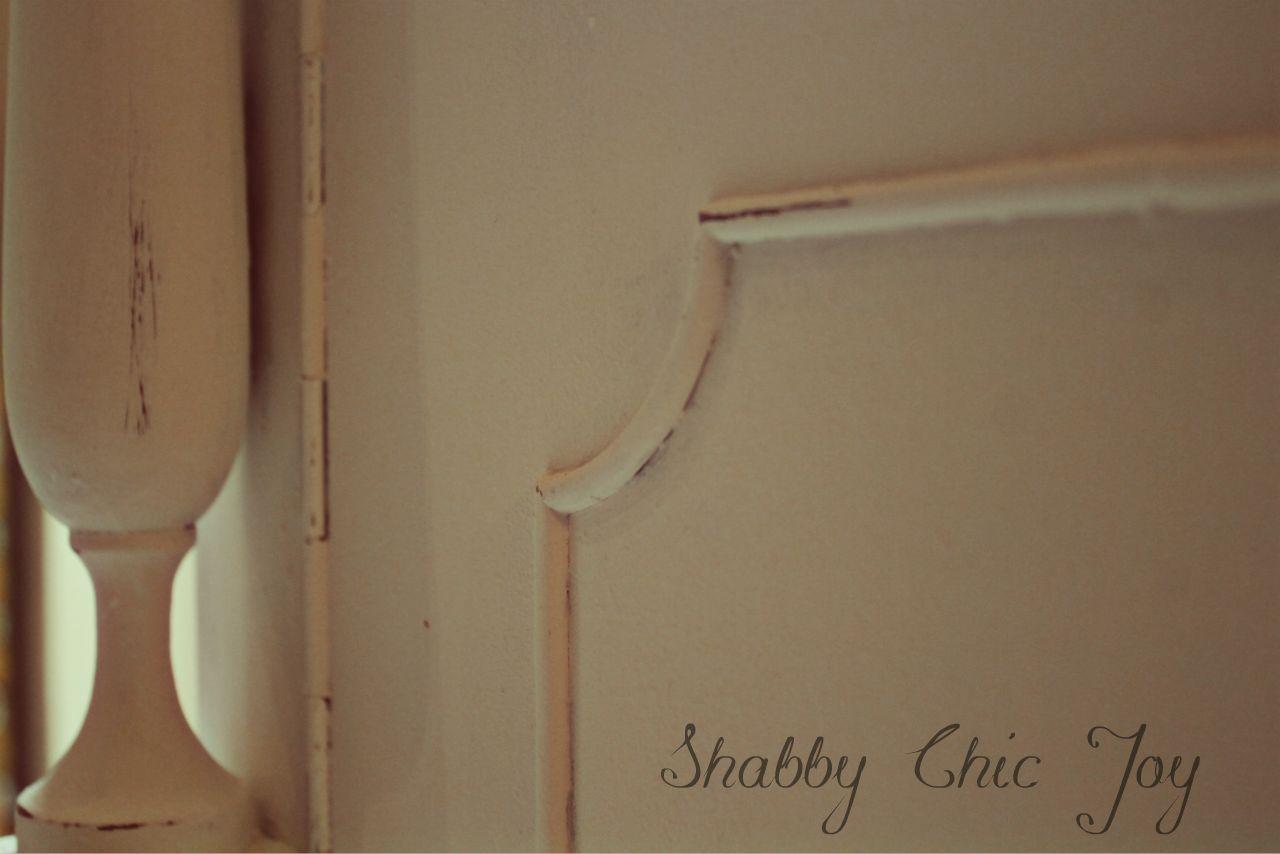 Credenza Con Rete Da Conigliera : Shabby chic joy: la vetrina before & after