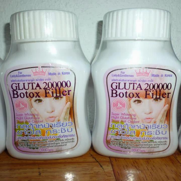 All You Can Here Gluta Botox Filler Pretty Super