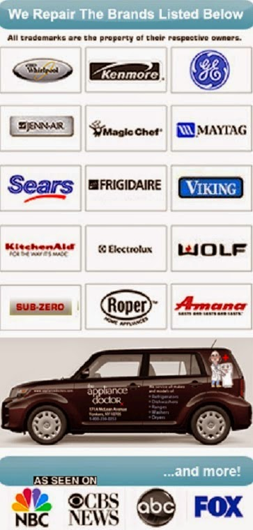 All Major Brands Serviced