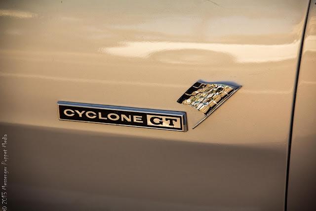 Mercury Comet Cyclone GT