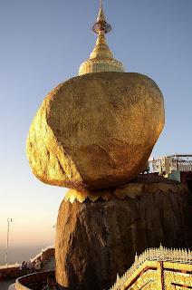 Golden Rock, Burma