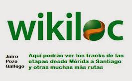 Rutas en wikiloc