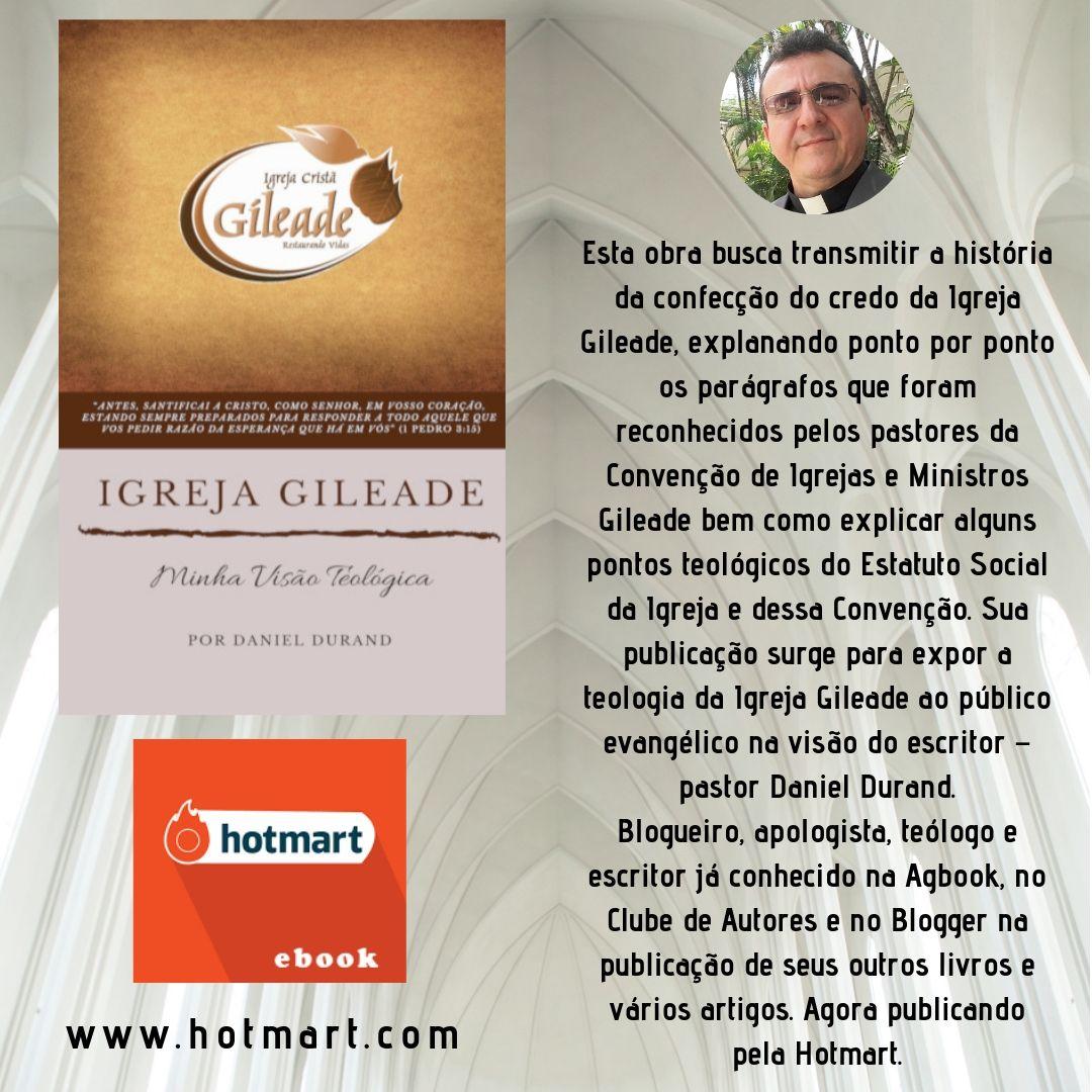 EBOOK IGREJA GILEADE