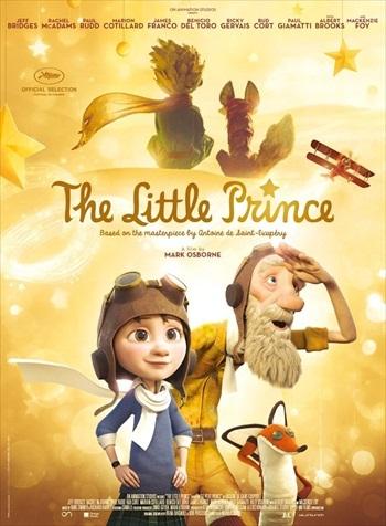 The Little Prince 2015 English 720p BluRay x264 800mb